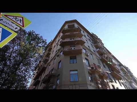 Обзор элитной квартиры в центре Москвы, Кутузовский проспект, д.19