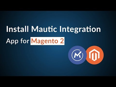 Install Mautic Integration Plugin for Magento 2 easily