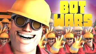TF2: Bot Wars (Bots - A Documentary Spin-Off)