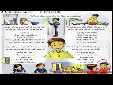 Unit 8 What Is The Time  Lesson 2 | Family and Friends 2