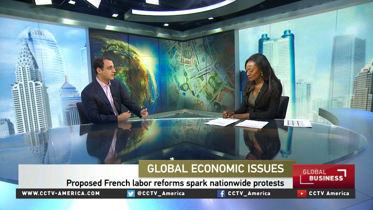 Saruhan Hatipoglu on the week's economic news