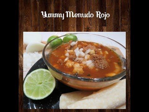 My Recipe for Menudo Rojo
