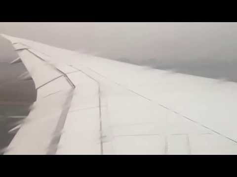 Air India Boeing 787-8 Dream)liner take off from New Delhi IGI Airport