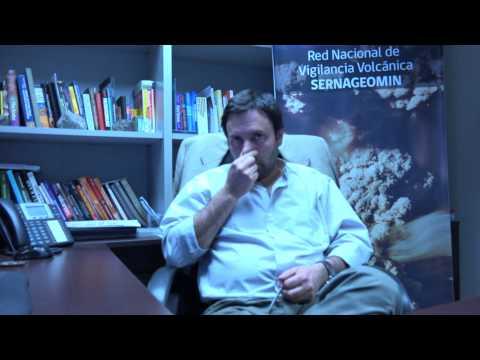 ¿Qué pasa en el volcán Villarrica? (Marzo, 2015)