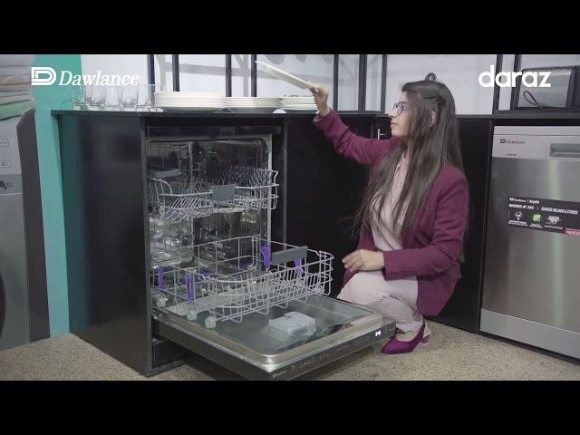 Dawlance Glass Door Inverter Dishwasher Review