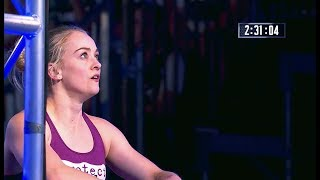 Larrissa Miller Full Run | Australian Ninja Warrior 2017