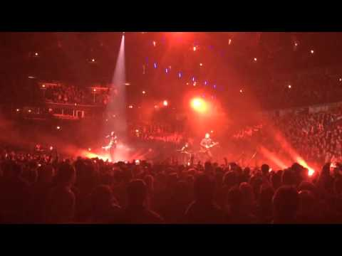 Muse - Mercy - Live @ United Center, Chicago, IL 1/13/2016