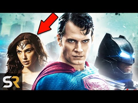 20 Amazing Facts About Batman V Superman [KYM]