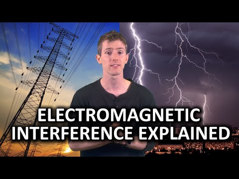 Electromagnetic Interference as Fast As Possible