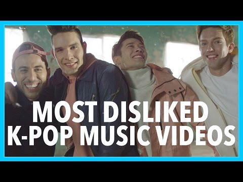 [TOP 20] MOST DISLIKED K-POP SONGS OF 2017 ON YOUTUBE