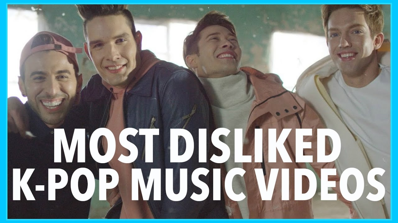 Top 20 Most Disliked K Pop Songs Of 2017 On Youtube Youtube