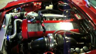 Z-Fever builds 500whp RB25DET powered 280Z - walk around!