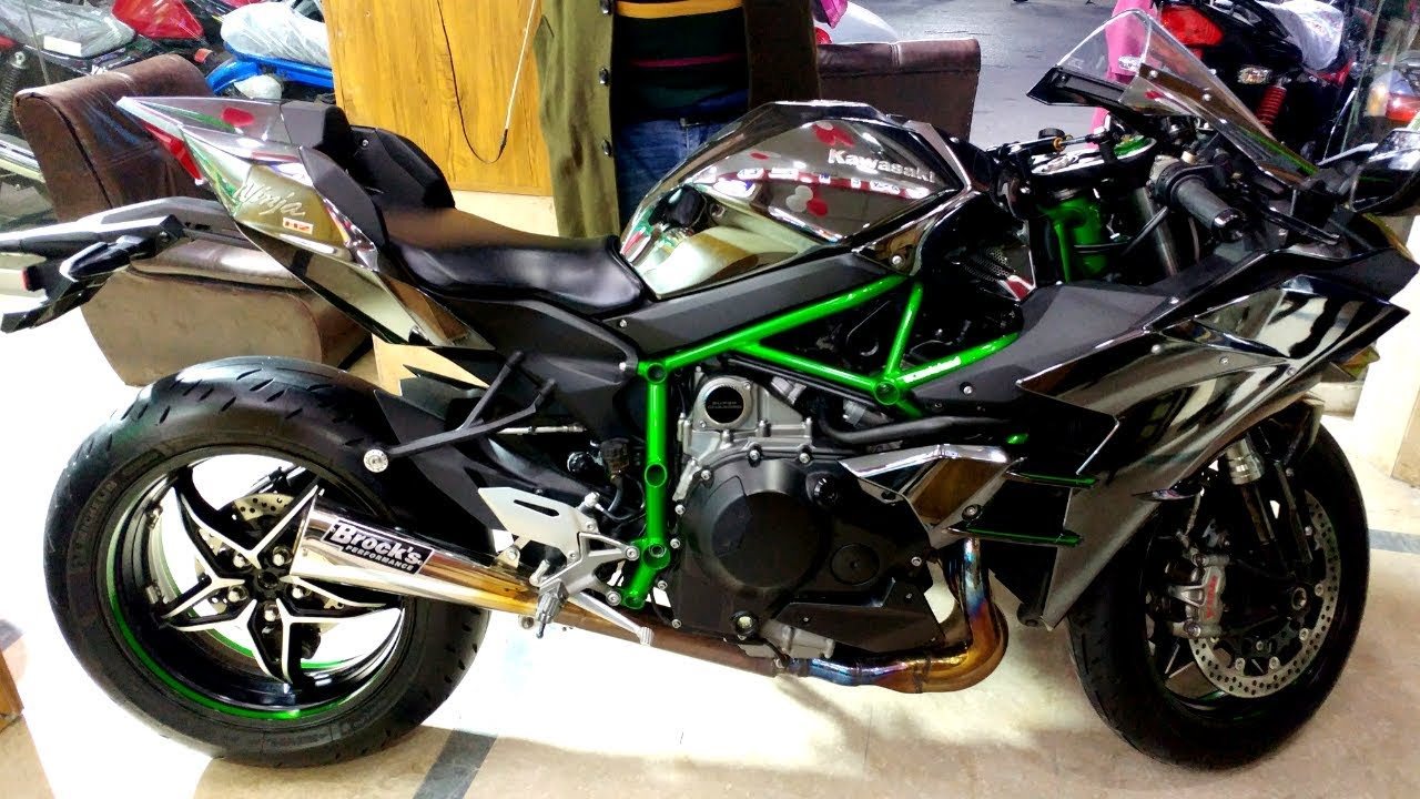 Kawasaki Ninja H2 Owners Review On Pk Bikes Youtube