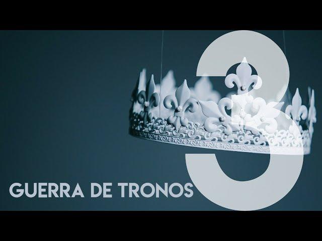GUERRA DE TRONOS -   3 de 4 - A tirania do prazer