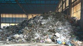 TP Uông Bí giải quyết tình trạng ô nhiễm môi trường tại bãi rác khu vực xã Thượng Yên Công