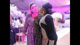 See Ayo Adesanya Mercy Aigbe Mide Martins Beautiful Dress They Rock To Zanzee 40th Birthday Party