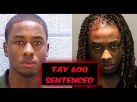 Tay 600 Sentenced Cut His Dreads Youtube