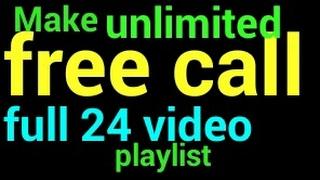 Free call full playlist bast calling anywhere(, 2017-03-25T15:53:39.000Z)