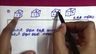 TNUSRB - 2017- Psychology questions with detailed Explanation in Tamil