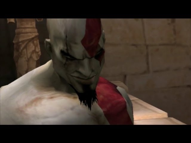 God of War Parte 5 Sonrisa de Kratos Videos De Viajes