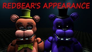 Redbear's Appearance and Overpowered Abilities