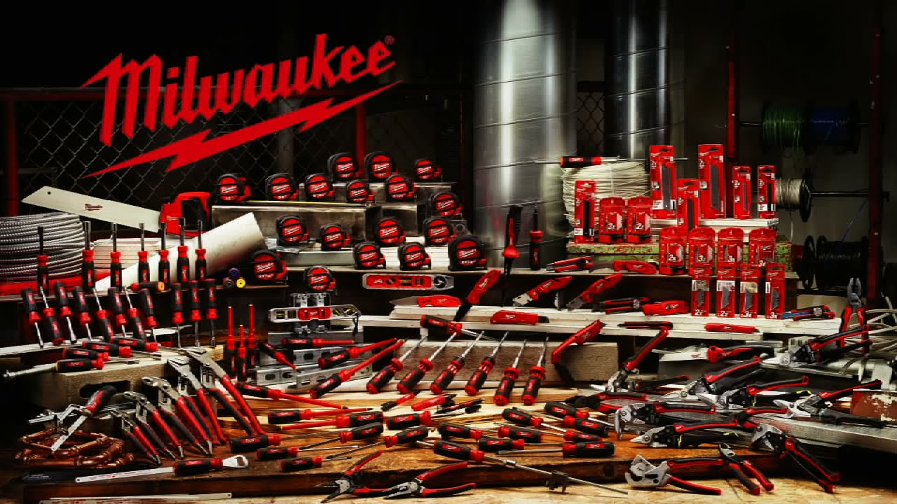 Milwaukee Tools' great line up of power tools, hand tools and accessories are available in store and online through Authorised Milwaukee Retail Partners.