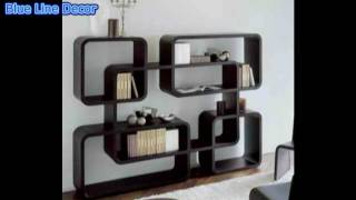 Decorative Shelves By Blue Line Decor
