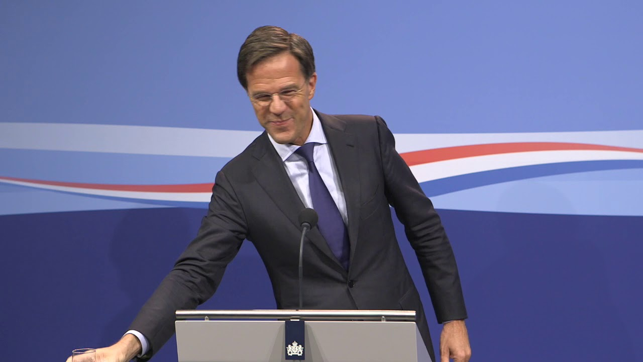 Integrale Persconferentie MP Rutte 28 September 2018