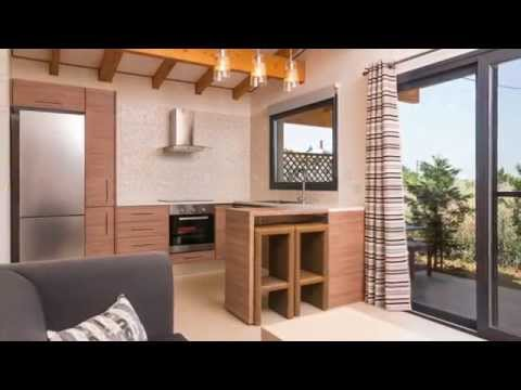 PREFABRICATED HOUSES IN LEMNOS MAKING OF