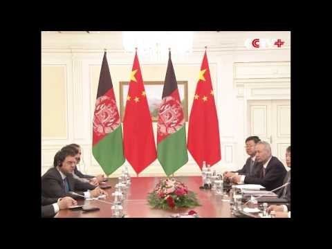 Positive China - Proactively Join International Aid in Rebuilding of Afghanistan 24Jun2016