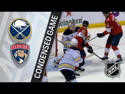 Buffalo Sabres vs Florida Panthers apr 7, 2018 HIGHLIGHTS HD