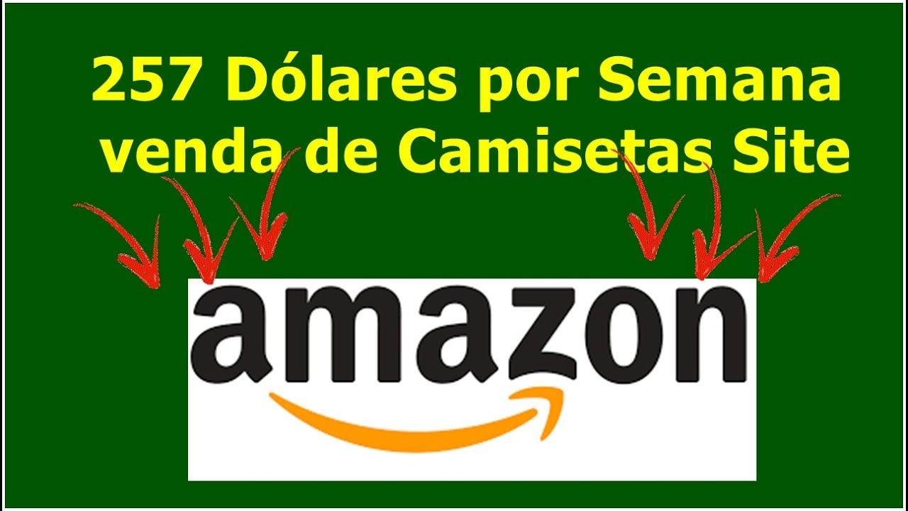👉Como Vender Camisetas no Ebay ou Amazon  fd7a3f7434a1f