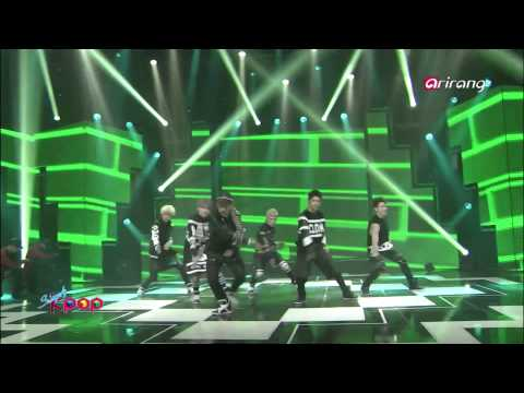 Simply K-Pop - Ep103C07 C-Clown - Justice