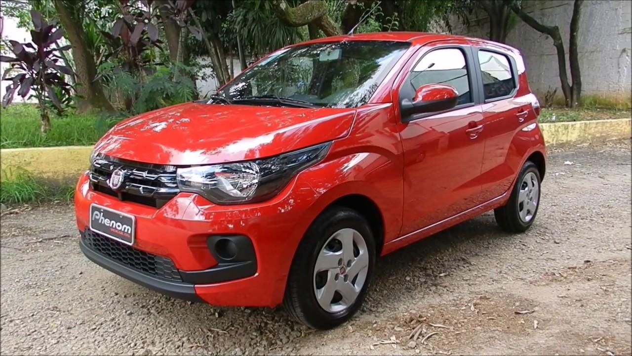 Novo Fiat Mobi Like 0km  - Avalia U00e7 U00e3o - Ficha T U00e9cnica - Impress U00f5es Phenom Ve U00edculos