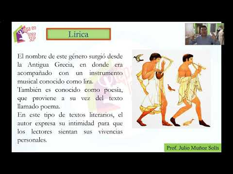 Sesión N° 13 Análisis e Interpretación de un Texto Literario - Lírico.из YouTube · Длительность: 14 мин59 с