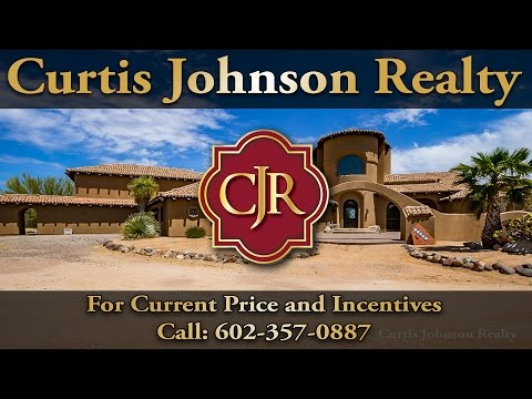 Curtis Johnson Realty 3D Tour   15044 E Montgomery Rd, Scottsdale - Fantastic Home!
