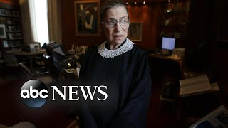 Justice Ruth Bader Ginsburg treated for 'malignant' tumor