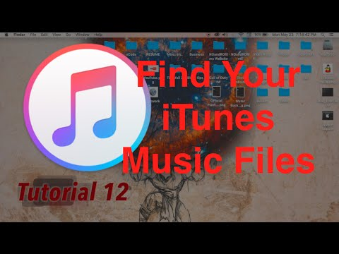 Find My Music in iTunes 12.4 on the computer | Tutorial 12