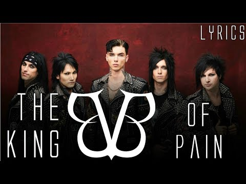 """BLACK VEIL BRIDES """"The King Of Pain"""" Lyrics [REQUESTED]"""