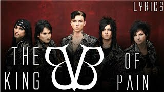 "BLACK VEIL BRIDES ""The King Of Pain"" Lyrics [REQUESTED]"