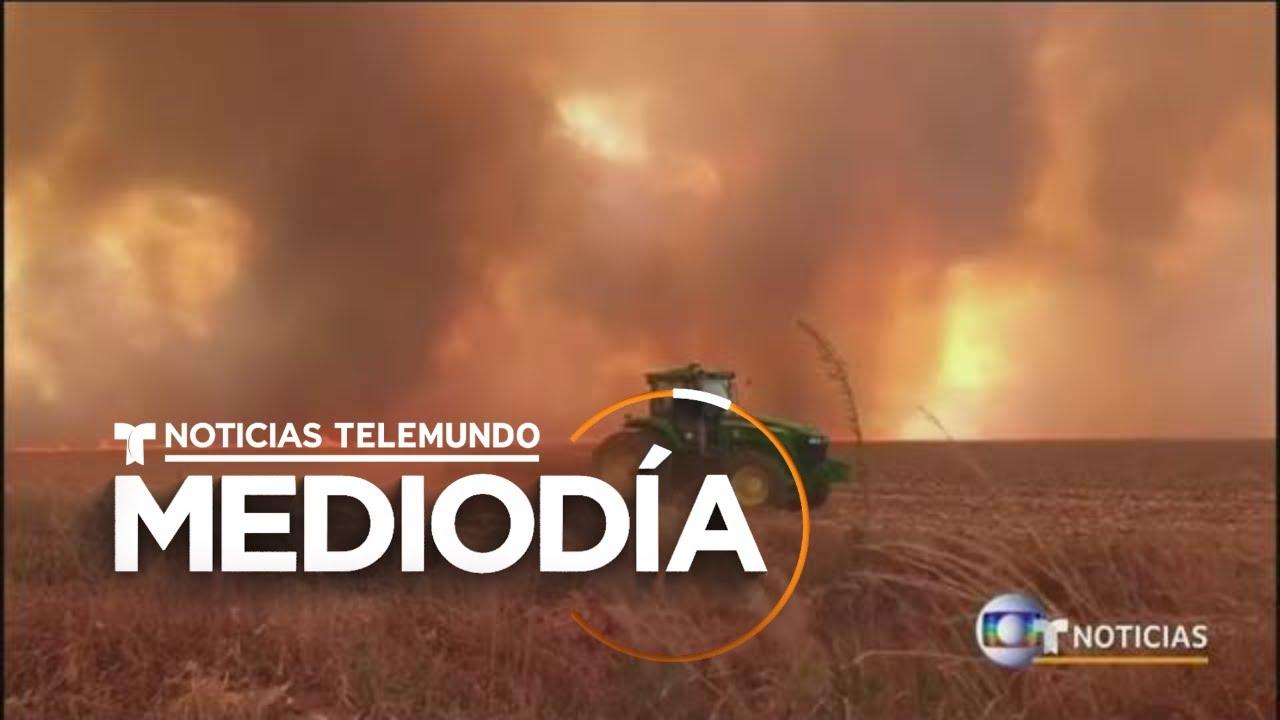 Incendios en el Amazonas: el nmero rcord de fuegos que se ...