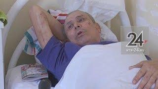 Водитель взорвавшегося в Нижнекамске автомобиля считает, что от смерти его спасли высшие силы
