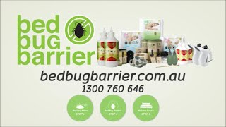 Bed Bug Barrier TV Commercial Thumbnail