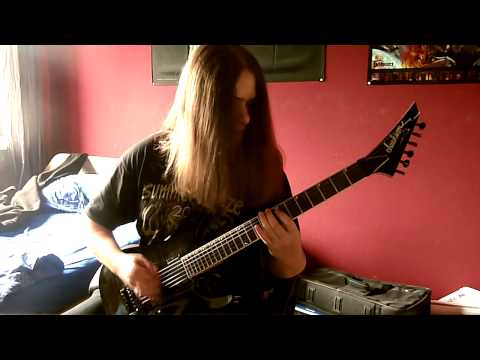 'Accelerated Evolution' Guitar Contest Entry - The Faceless