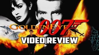 Goldeneye 007 Nintendo 64 Game Review