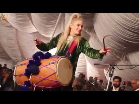 RANI TAJ - Attaullah Khan - Dhol - Aj Kala Jora Pa - Full Performance