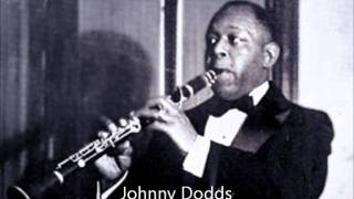 Johnny Dodds Washboard Band - Bull Fiddle Blues and or Bucktown Stomp