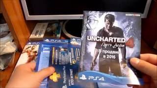 Розпакування-#19. диски на PS 4