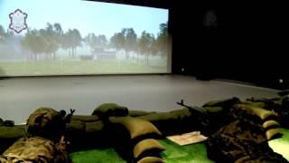 Film przedstawia migawki ze szkolenia wojskowego studentów Wojskowe...