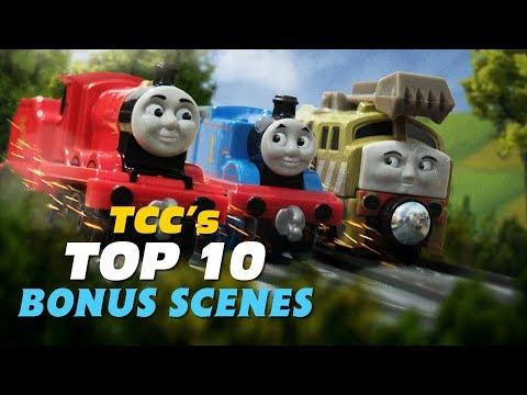 Top 10 Bonus Scenes! | TCC Top Ten #4 | Thomas & Friends